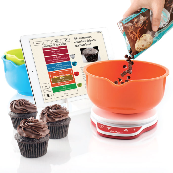 Perfect bake pro perfect bake 2 0 perfect company for Perfect drink smart scale