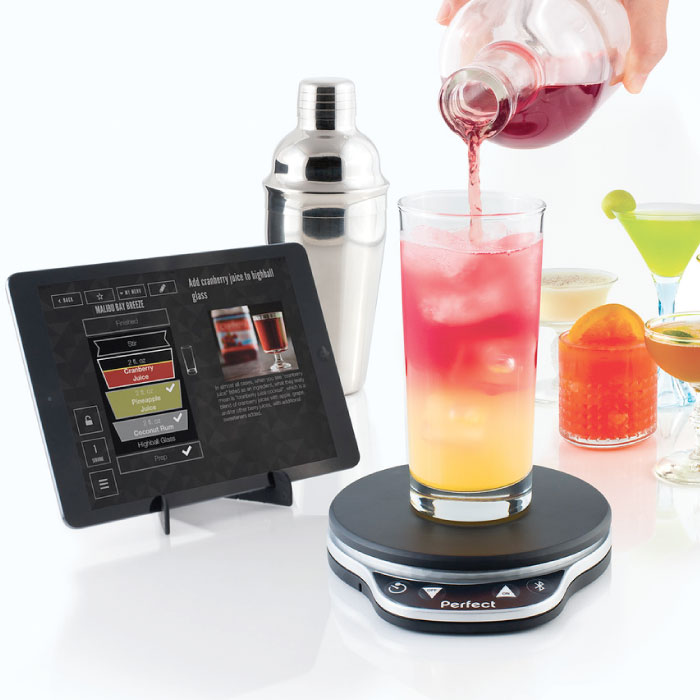 Perfect drink pro perfect drink 2 0 perfect company for Wireless perfect bake pro