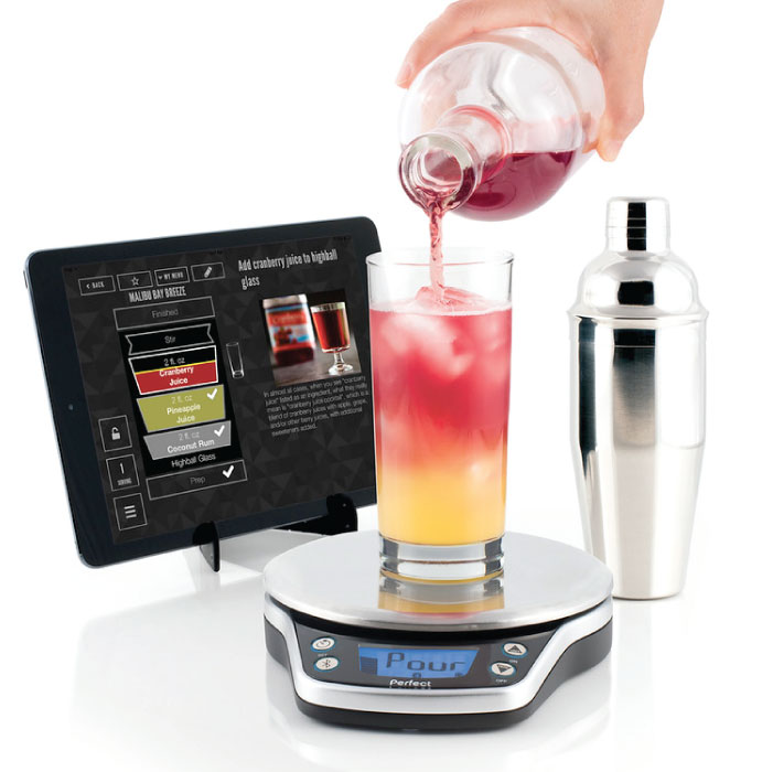 Perfect drink pro perfect drink 2 0 perfect company for Perfect blend pro smart scale