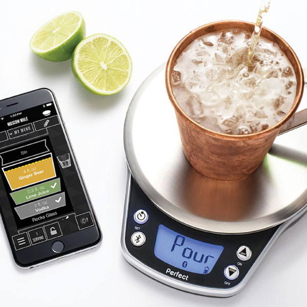 Perfect drink pro perfect drink 2 0 perfect company for Perfect drink smart scale app