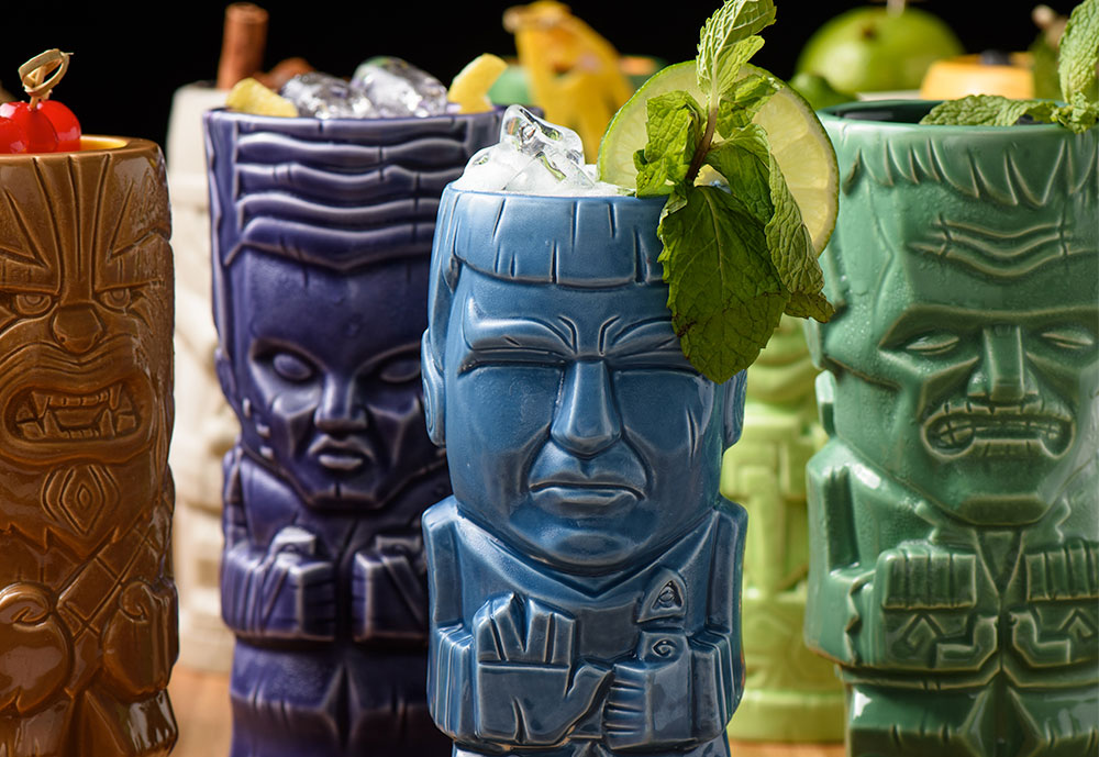 BG Reynolds' Tiki Collection photo