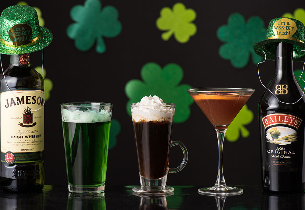 St. Patrick's Day Drinks photo